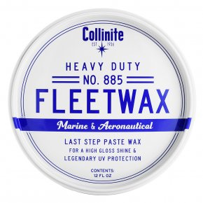 Collinite 885 heavy duty paste fleetwax båtvax no885