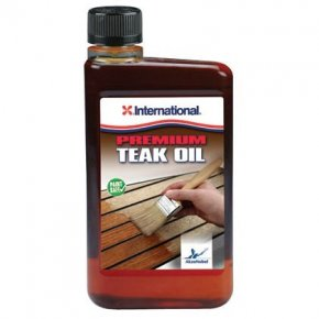 International Premium Teak Oil