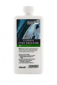 Valet Pro Classic Tyre Dressing 500 ml