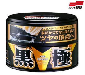 Soft99 Extreme Gloss Wax - The Kiwami Black