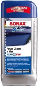 Sonax Xtreme Power Cleaner + Wax