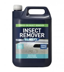 Concept Insect remover insektsborttagning