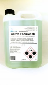 Blue & Green active foamwash skummedel snowfoam