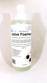 Blue & Green active foamwash snowfoam skum