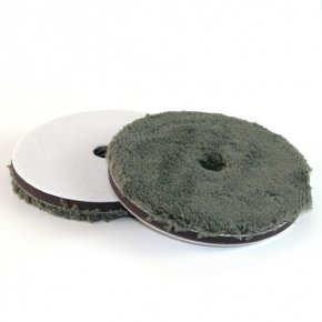 Nordic Pad Grey Wool Pad micro wool 77mm