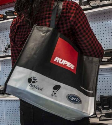 Rupes shopping bag