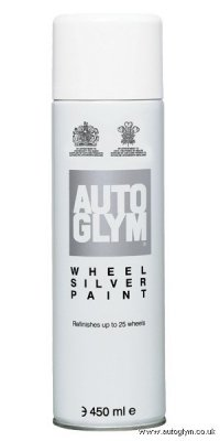 Autoglym Wheel Silver Paint