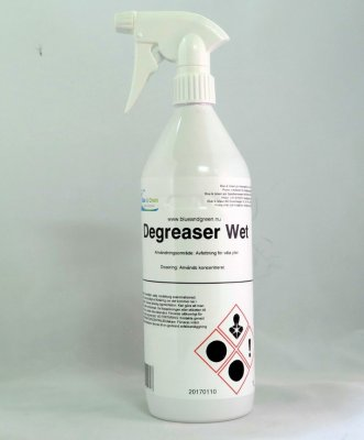 Blue & Green Degreaser Wet - Avfettning 1 liter