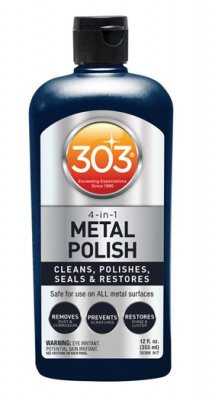303 MEtal Polish 4 in 1 metallpolering polera metall