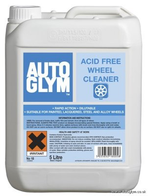 Autoglym Acid Free Wheel Cleaner