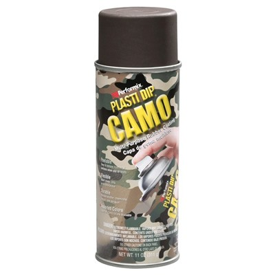 Plasti Dip Sprayburk - Camo Brown