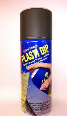 Plasti Dip True Metallic (TM) - Anthracite