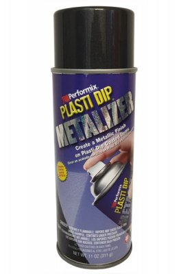 Plasti Dip Color Metalizer - Graphite