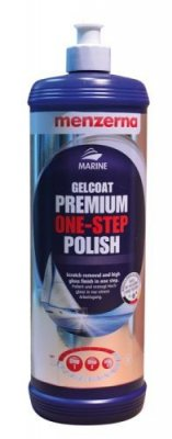 Menzerna Marine Gelcoat Premium One Step polish 1L