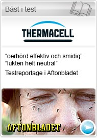 Thermacell Portabel Grön
