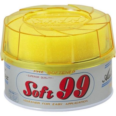 Soft99 Hanneri Wax Soft Paste