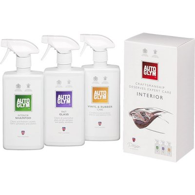Autoglym Perfect Interior Collection