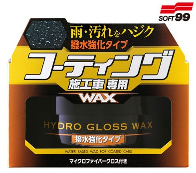 Soft 99 Hydro Gloss Wax