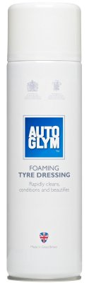 Autoglym Foaming Tyre Dressing