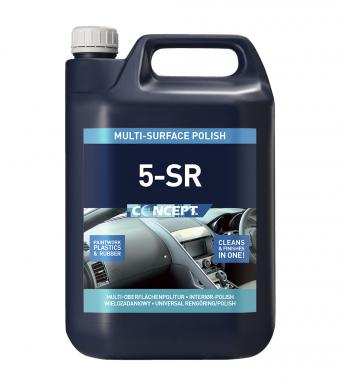 Concept 5-sr interior conditioner