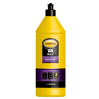 Farecla G3 Wax lackskydd Premium Liquid protection