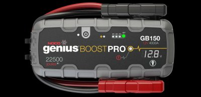Noco Genius Boost Pro GB150 batteripack laddpack startbooster starthjälp laddningspack