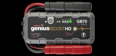 Noco GB70 batteripack laddpack startbooster starthjälp laddningspack