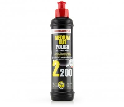 Menzerna Medium Cut Polish 2200 polermedel 250ml